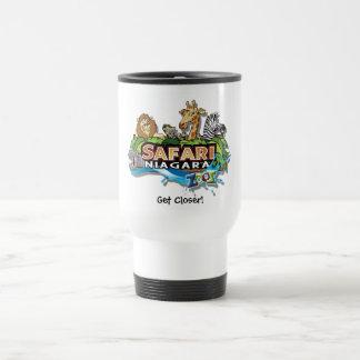 Envase de bebidas de Niágara del safari Taza Térmica
