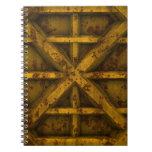 Envase oxidado - amarillo - cuadernos