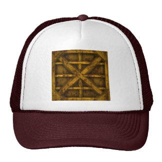 Envase oxidado - amarillo - gorra
