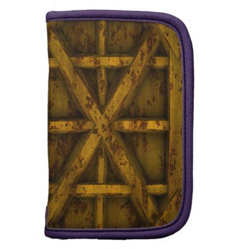 Envase oxidado - amarillo - planificador
