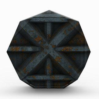 Envase oxidado - negro -