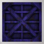 Envase oxidado - púrpura - impresiones
