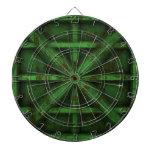 Envase oxidado - verde - tablero dardos