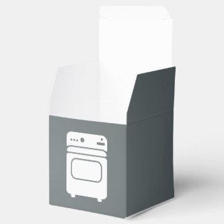 Envases del gas mínimos cajas para detalles de boda