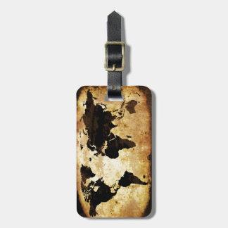 envejecer-mundo-mapa etiquetas bolsa