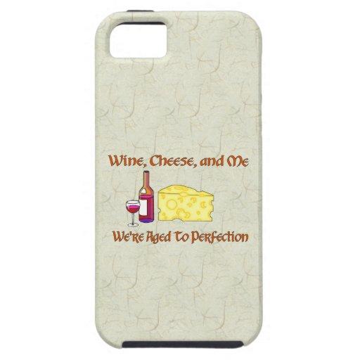 Envejecido a la perfección iPhone 5 Case-Mate coberturas