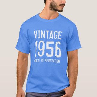 Envejecido camisa del cumpleaños de los hombres de