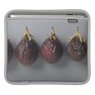 Envejecimiento de la fruta de la pasión fundas para iPads