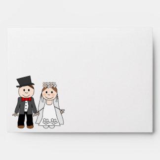 ENVELOP,cute and funny wedding couple,wedding Envelope