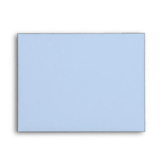 Envelope A2 Baby Blue Blank