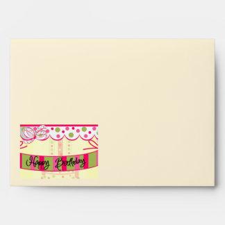 envelope...birthday envelope