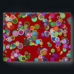 """Envelope Colorful Bubbles<br><div class=""""desc"""">Envelope Colorful Bubbles</div>"""