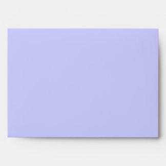 Envelope - Crazy Fractal Purple terquoise