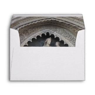 Envelope--Duomo Arch