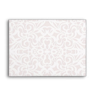 Envelope Floral abstract background