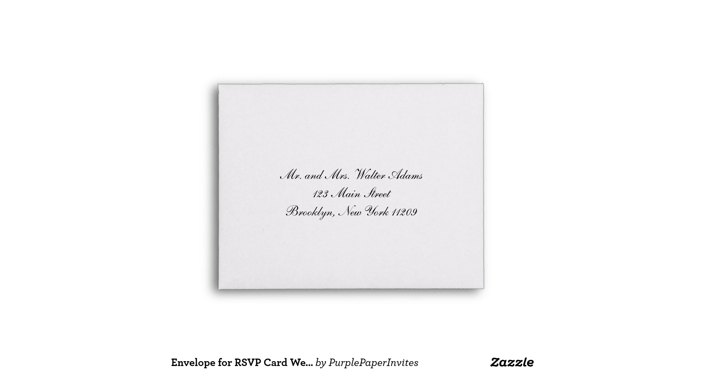 envelope for rsvp card wedding invitation With wedding invitations rsvp card in envelope