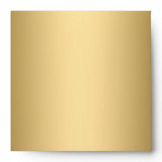 Envelope Gold Square