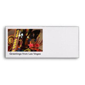 Envelope, Greetings From Las Vegas # 3 Envelope