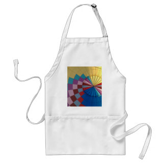 Envelope hot air balloon adult apron