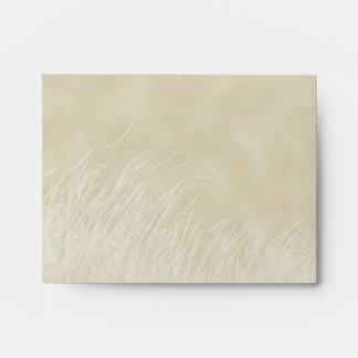 Envelope - Marsh Grass