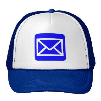 Envelope Sign - Blue Trucker Hat