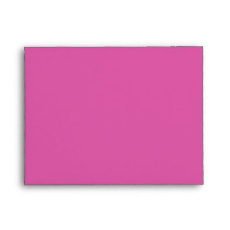 Envelope Size A2 Pink Blank