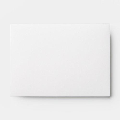 Envelope Size A6 White Blank