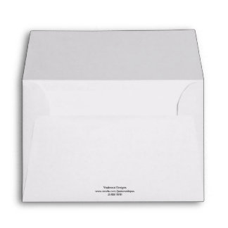 Envelope Size A6 - White Envelopes