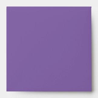Envelope Square Lavender Blank