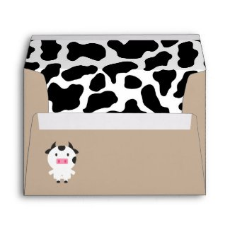 Envelopes - Farm Animal