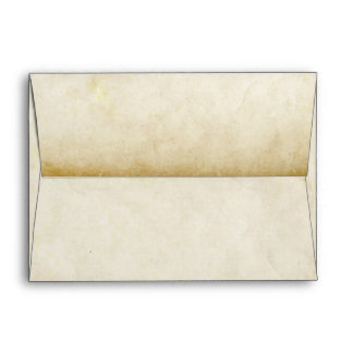 envelopes for wedding invitations old paper style
