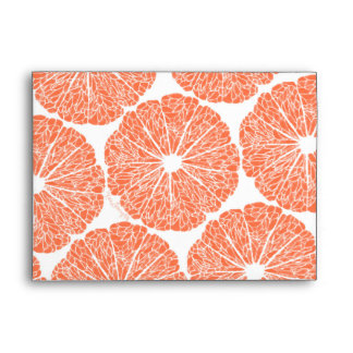 Envelopes - Grapefruit to Suit