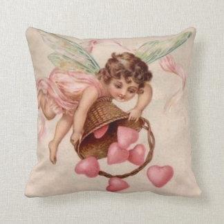 Enviando amor su manera - almohada cojín decorativo