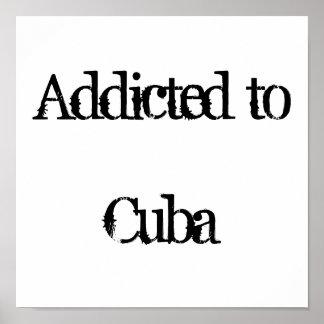 Enviciado a Cuba Impresiones