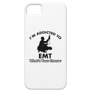 enviciado a EMT iPhone 5 Funda