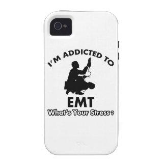 enviciado a EMT iPhone 4/4S Carcasas