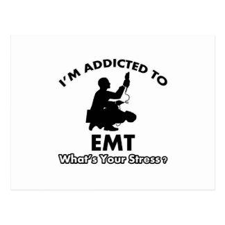 enviciado a EMT Tarjeta Postal