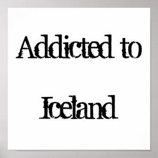 Enviciado a Islandia Impresiones
