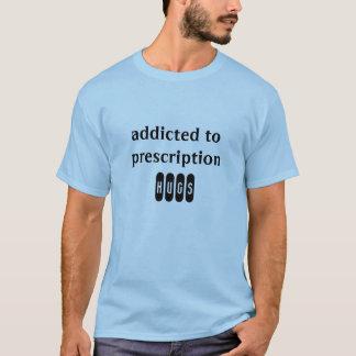 enviciado a la camiseta del abrazo de la