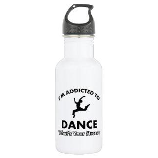 enviciado a la danza