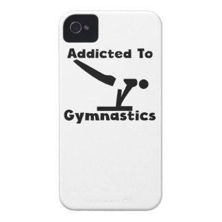 Enviciado a la gimnasia iPhone 4 carcasas