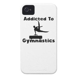 Enviciado a la gimnasia iPhone 4 cárcasas