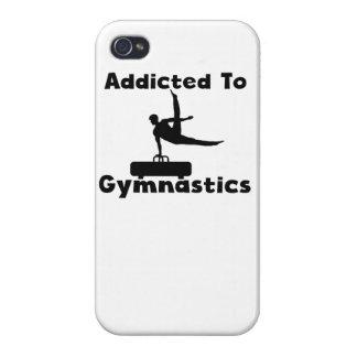 Enviciado a la gimnasia iPhone 4/4S funda
