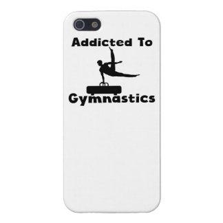 Enviciado a la gimnasia iPhone 5 coberturas