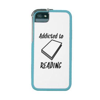 Enviciado a la lectura