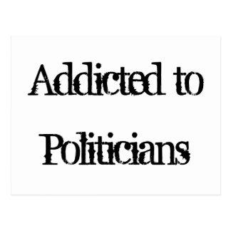 Enviciado a los políticos postal