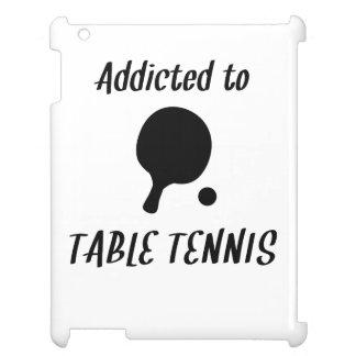 Enviciado a los tenis de mesa
