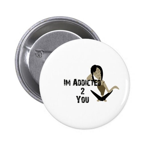 Enviciado a usted pin