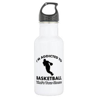 enviciado al baloncesto