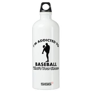 enviciado al béisbol